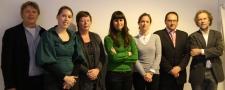 Basque delegation visits NIVEL