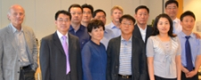 Delegation of the South Korean Ministry of Health visits NIVEL