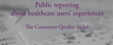 Poor presentation approaches on websites with comparative health care information