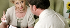 NIVEL: Partners of cancer patients consult their GP more often than others