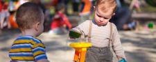 Kleine kinderen oververtegenwoordigd met brandwonden bij de huisarts