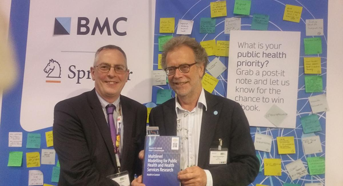 New book on multi-level analysis provides practical guidance for healthcare researchers