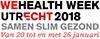 Symposium we-health: Samen Slim Gezond